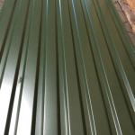 Damwandplaten 20-1100 Groen restantpartij